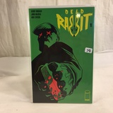 Collector Image Comics Dead Rabit Gerry Duggan #1 Comic Book