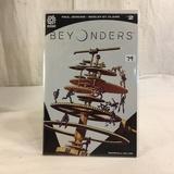 Collector Aftershock Comics Beyonders #2 Comic Book