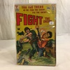 Collector Vintage Tower Action Series Comics You are There Figt The Enemy No.1 Cimic Book