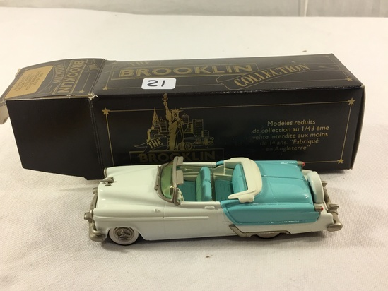 The Brooklyn Collection BRK.39 1953 Oldsmobile Fiesta 1:43 Scale DieCast Metal Car