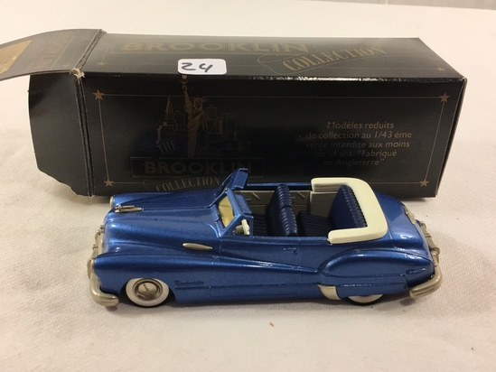 The Brooklyn Collection BRK.45 1948 Buick Roadmaster Convertible 1:43 Scale DieCast Car