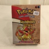 Collector Sealed in Plastic Pokemon Advance Level Lockdown Theme Deck Trading Card Game
