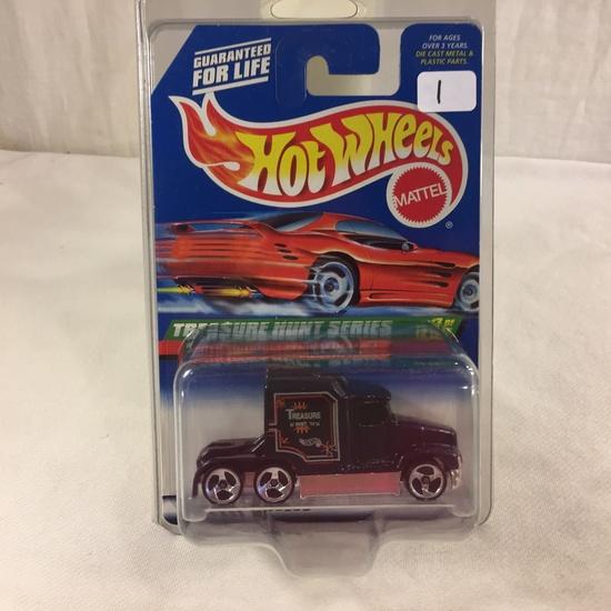 Collector NIP Hot wheels Treasure Hunt Series Ltd. Edt. Kenworth T600A 3/12 Cars 1/64 Scale