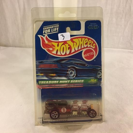 Collector NIP Hot wheels Treasure Hunt Series Ltd. Edt. Way 2 Fast 12/12 Cars 1/64 Scale Car