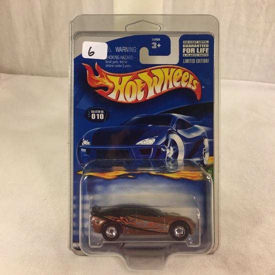 Collector NIP Hot wheels Treasure Hunt Series 2001 Pontiac Rageous 10/12 Cars 1:64 Scale