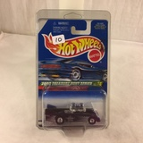 Collector NIP Hot wheels 2000 Treasure Hunt Series Double Vision 1 of 12 Cars 1/64 Scale