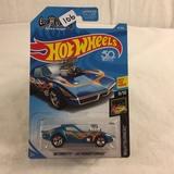 Collector NIP Hot wheels Mattel 1/64 Scale DieCast & Plastic Parts '68 Corvette Gas Monkey Garage
