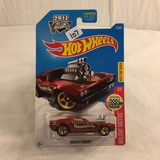 Collector NIP Hot wheels Mattel 1/64 Scale DieCast metal & Plastic Parts Rodger Dodger Car