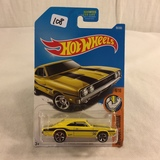 Collector NIP Hot wheels Mattel 1/64 Scale DieCast metal & Plastic Parts '69 Dodge Charger 500