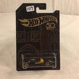 Collector NIP Hot wheels Mattel 1/64 Scale DieCast metal & Plastic Parts 'Twin Mill Car