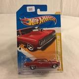 Collector NIP Hot wheels Mattel 1/64 Scale DieCast metal & Plastic Parts '64 Chevelle SS Car