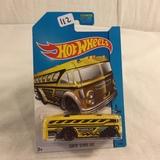 Collector NIP Hot wheels Mattel 1/64 Scale DieCast metal & Plastic Parts 'Surfin' Shool Bus