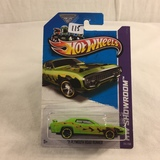 Collector NIP Hot wheels Mattel 1/64 Scale DieCast  & Plastic Parts '71 Plymouth Road Runner