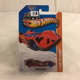Collector NIP Hot wheels Mattel 1/64 Scale DieCast metal & Plastic Parts Scoopa Di Fuego Car