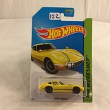 Collector NIP Hot wheels Mattel 1/64 Scale DieCast metal & Plastic Parts Toyota 2000 GT Car