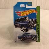Collector NIP Hot wheels Mattel 1/64 Scale DieCast metal & Plastic Parts '55 Chevy Bel Air Gasser