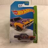Collector NIP Hot wheels Mattel 1/64 Scale DieCast metal & Plastic Parts '71 Dodge Demon Car