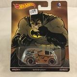 Collector NIP Hot wheels  DC, Comics Quick D-Livery 1/64 Scale DieCast Metal Batman