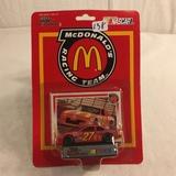 Collector NIP Nascar Racing Champions McDonald's 1/64 Scale DieCast Metal #27