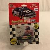 Collector NIP Nascar Racing Champions Stock Car 1/64 Scale DieCast  Davey Allison #28 Car