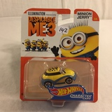 Collector NIP Illumination Presents Despicable Me3 Character Cars Minion Jerry 3/6 Cars