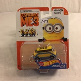 Collector NIP Illumination Presents Despicable Me3 Character Cars Minion Dave 1/6 Cars