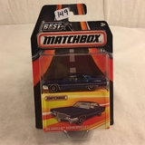 Collector NIP Best Of Matchbox '69 Cadillac Sedan Deville  Series 1 MB739 Scale  1/64