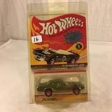 Collector NIP Hot wheels Redliner Wheels '71 Plymouth GTX #2 of 4 NEO-Classics Series 1/64 Sca;e