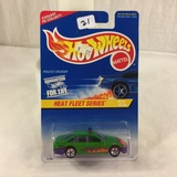 Collector NIP Hot wheels Mattel 1/64 Scale DieCast & Plastic Parts Heat Fleet Series 16910