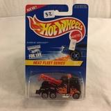 Collector NIP Hot wheels Mattel 1/64 Scale DieCast & Plastic Parts Heat Fleet Series Wrecker