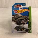 Collector NIP Hot wheels Mattel 1/64 Scale DieCast & Plastic Parts '71 Datsun Bluebird 510 Wagon