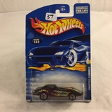Collector NIP Hot wheels Mattel 1/64 Scale DieCast & Plastic Parts Corvette Stingray No.135