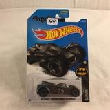 Collector NIP Hot wheels Mattel 1/64 Sc DieCast & Plastic Parts Batman Arkham Knight Batmobile