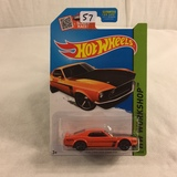 Collector NIP Hot wheels Mattel 1/64 Scale DieCast & Plastic Parts '69 Ford Mustang Boss 302
