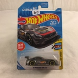 Collector NIP Hot wheels Mattel 1/64 Scale DieCast & Plastic Parts '16 Mercedes-AMG GT3 6/10