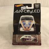 Collector NIP Hot wheels Mattel 1/64 Scale DieCast & Plastic Parts Custom Volkswagen Beetle 1/5