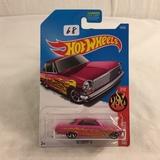 Collector NIP Hot wheels Mattel 1/64 Scale DieCast & Plastic Parts '63 Chevy II 7/10 Car