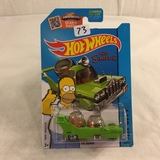 Collector NIP Hot wheels Mattel 1/64 Scale DieCast & Plastic Parts The Simpsons The Homer