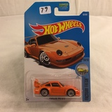 Collector NIP Hot wheels Mattel 1/64 Scale DieCast & Plastic Parts 'Porsche 993 GT2 10/10 Car