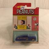 Collector NIP Hot wheels Mattel 1/64 Scale DieCast & Plastic Parts Peabuts Purple Passion 3/6