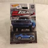 Collector NIP Hot wheels Mattel 1/64 Scale DieCast & Plastic Parts '68 Copo Camaro 3/5 Car