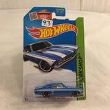 Collector NIP Hot wheels Mattel 1/64 Scale DieCast & Plastic Parts '69 Chevelle SS 396 Car