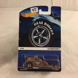 Collector NIP Hot wheels Mattel 1/64 Scale DieCast & Plastic Parts 'Altered EGO 2/18 Car
