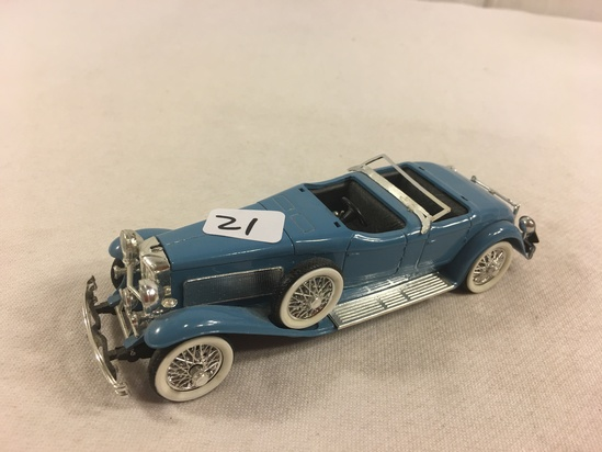 Collector Loose RIO Duesenberg Scale 1/43 DieCast Metal Made in Italy Missing Parts - See Photos