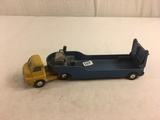Collector Loose Vintage Corgi Major Toys Carrimore Low Loader Mad ein GT. Britain Size: 8.3/4