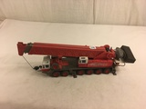 Collector Loose Red Electric Truck Toy Size: 13.5