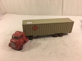 Collector Loose Vintage Dinky Supertoys Trucking McLean Company Truck Size: 11