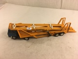 Collector Loose Vintage Yonezawa Toys Diapet Ace No.12 -0302 Mitsubishi Fuso Tractor Car Transporter