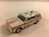 Collector Loose 260K Agat Tantal USSR Volga A3 24 Ambulance Cccp Russia 1:43 Scale DieCast car