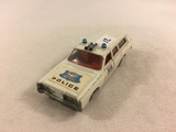 Collector Loose Vintage 1969 Matchbox King Size No.23 Mercury Police Car 1/64 Scale Die Cast Metal